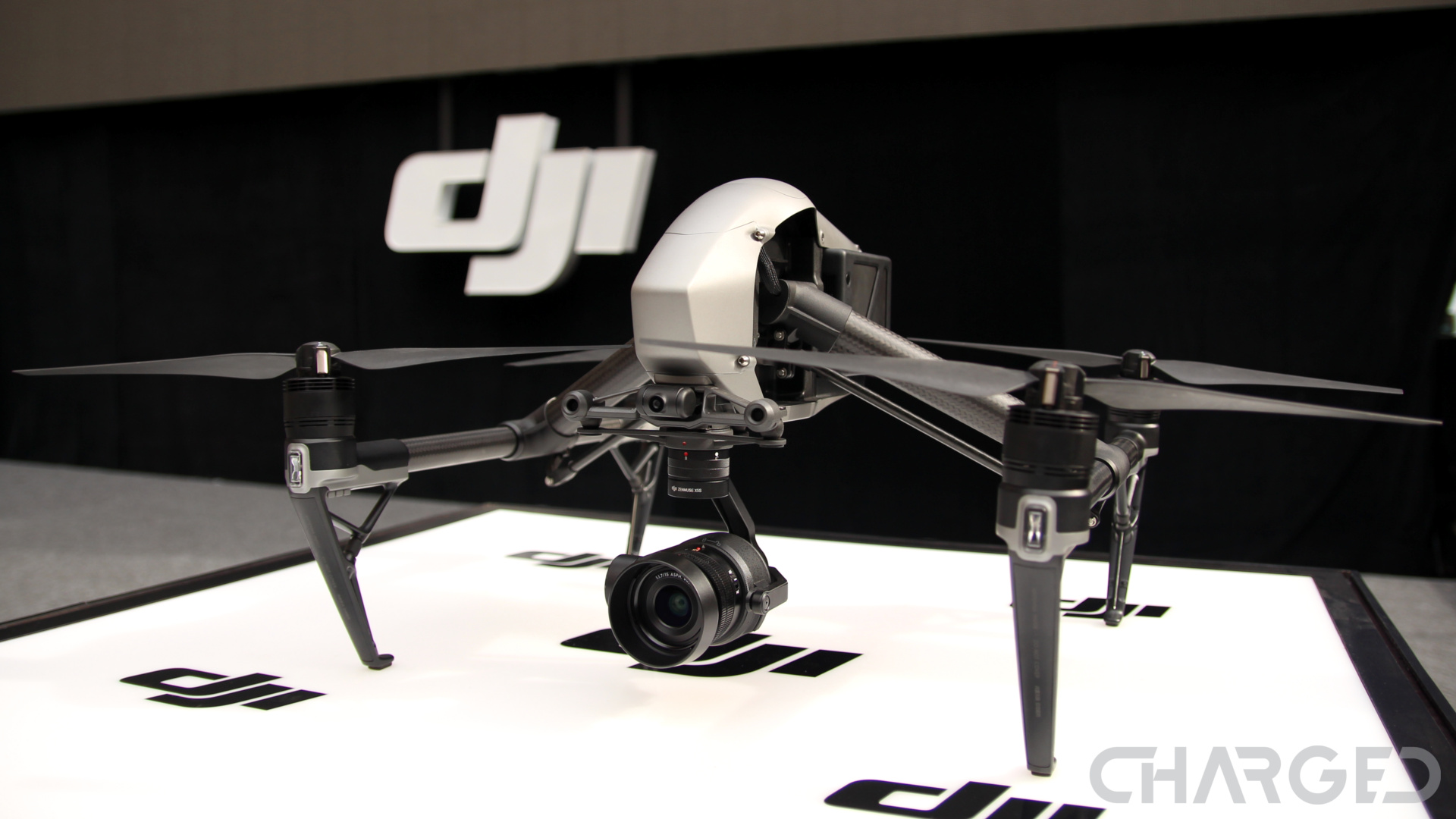 DJI Shows Off Inspire 2 With Feature Film