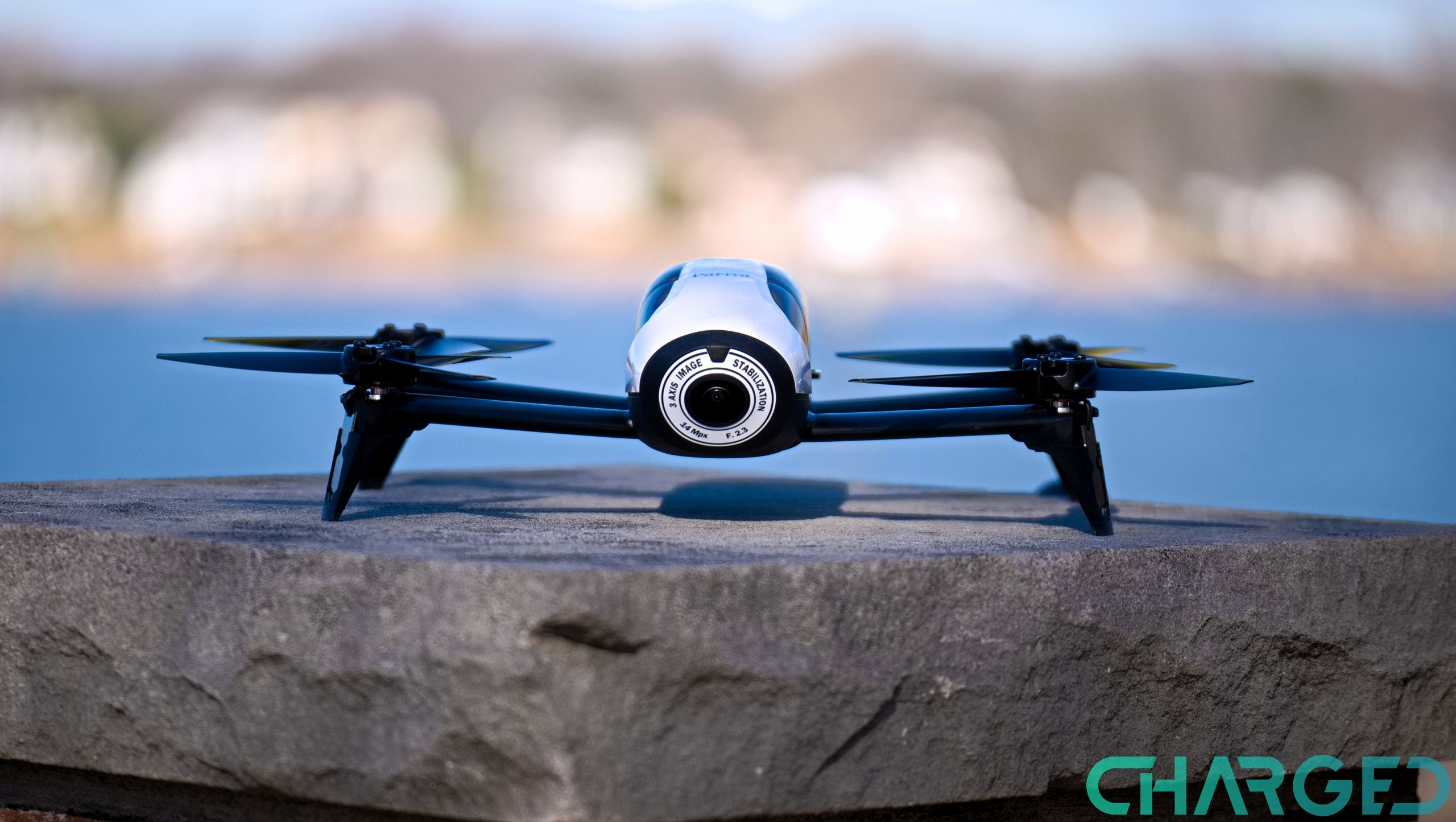 Parrot Bebop 2 drone review
