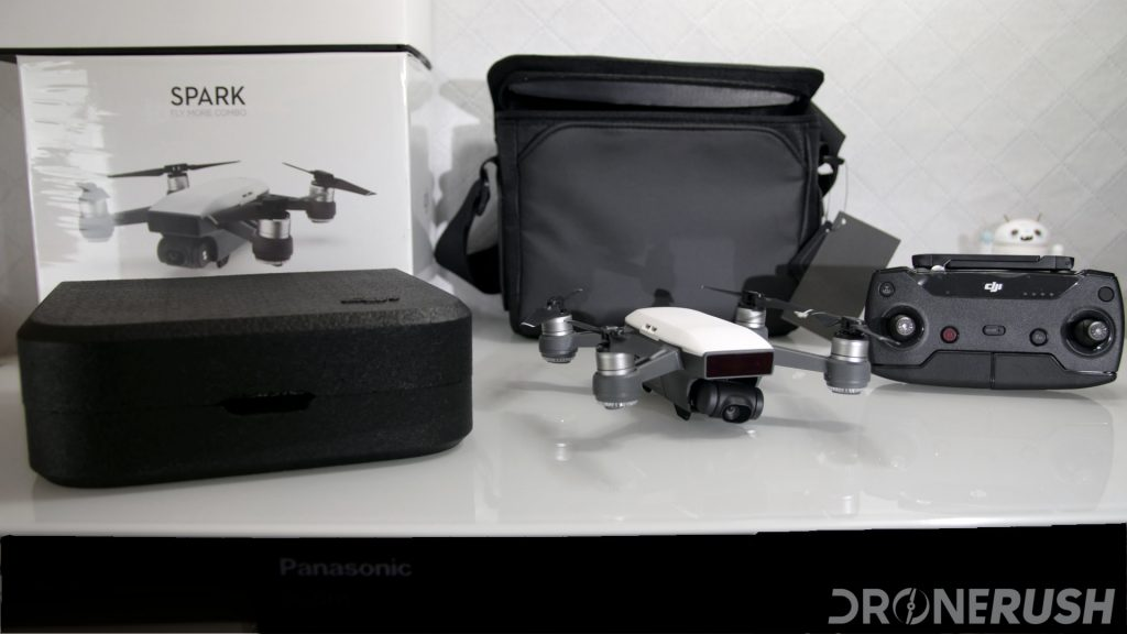 Before The DJI Spark Will Leave Ground Or Your Hand Youll Need To Run Firmware Updates And Activate Drone With Activation Is A New Thing