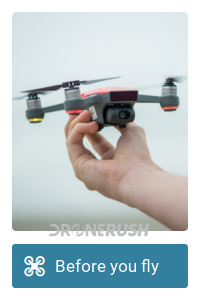 New Drone? Before you fly