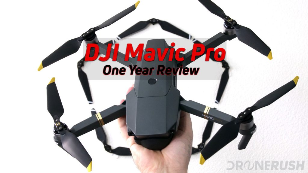 DJI Mavic Pro review: as good as drones get