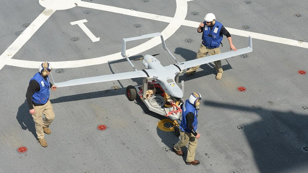 Using The Same Basic Design As ScanEagle Blackjack Is Nearly Double Size In Dimension And Almost Exactly Weight