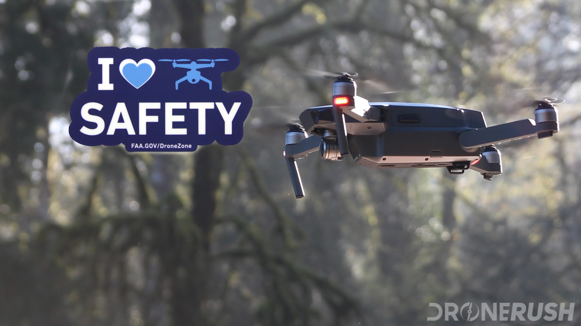 You need to register your drone with the FAA before you ...