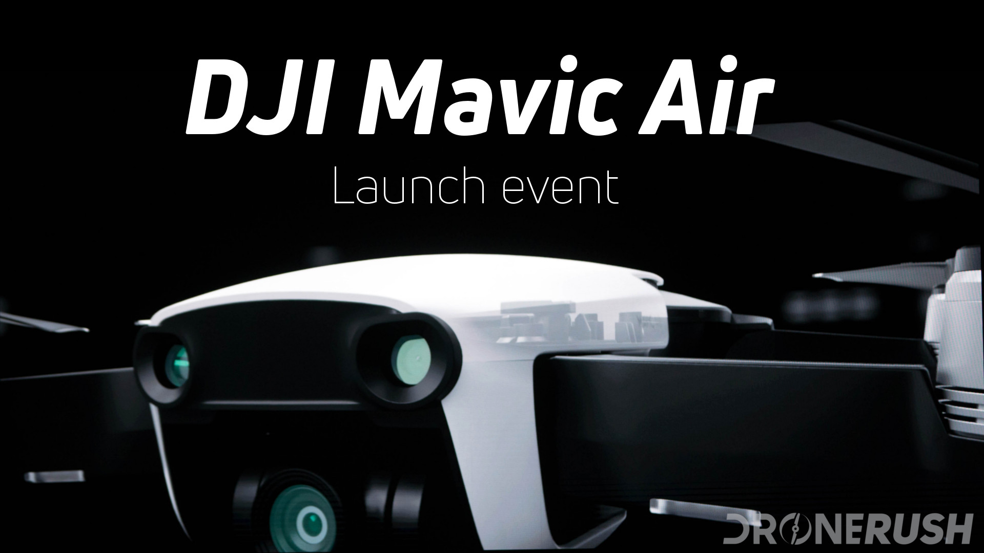 DJI Mavic Air Announced