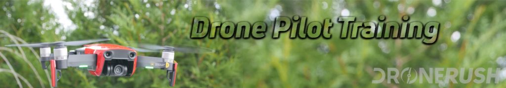 Drone Rush Drone Pilot Training Banner  - Drone Rush Drone Pilot Training Banner 1024x179 - 10 best drone apps for Android