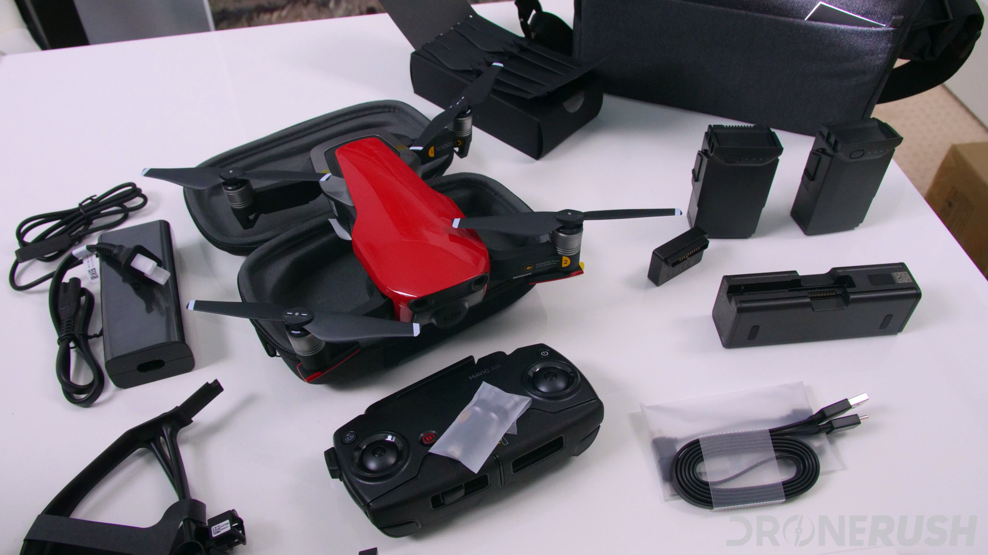 DJI Mavic Air Fly More Combo Dr