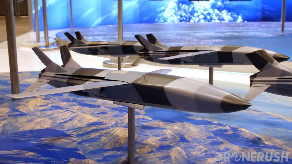 Airbus Remote Carriers military drone AUVSI Xponential 2019