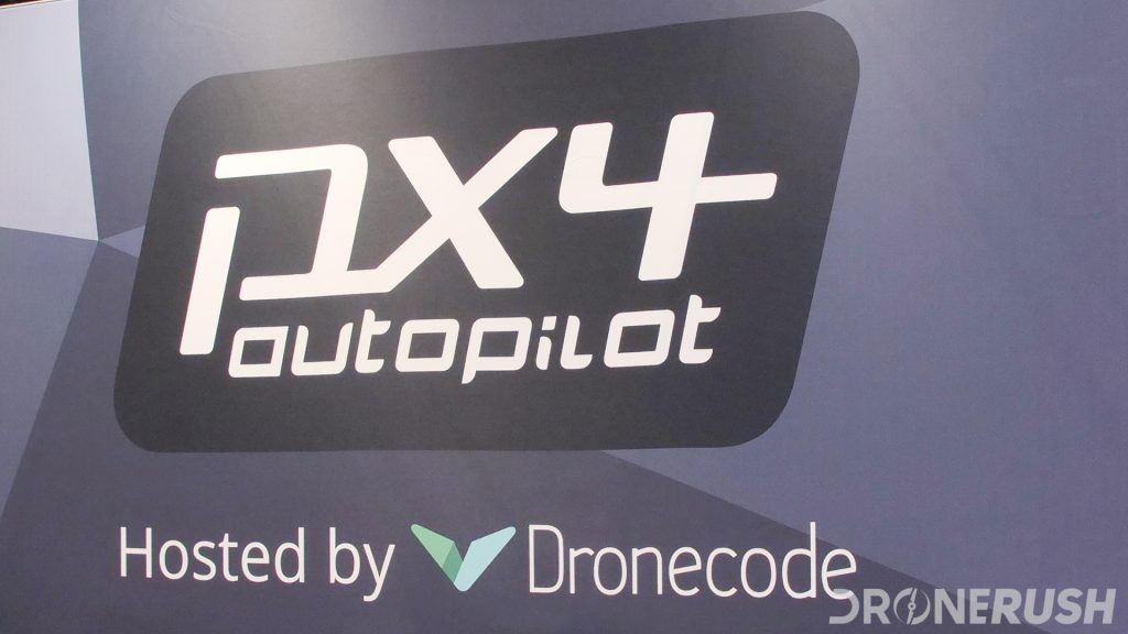 PX4-DroneCode-booth-logo1
