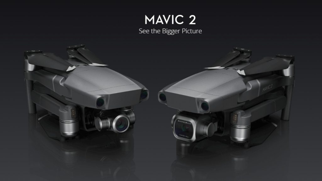 c10c9489f04 DJI Mavic 2 Zoom DJI Mavic 2 Pro drones. The Summer Sale ...